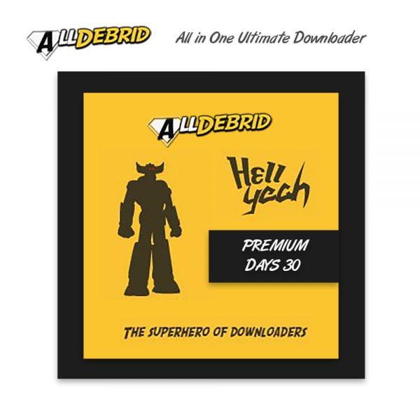 Alldebrid 30 Days